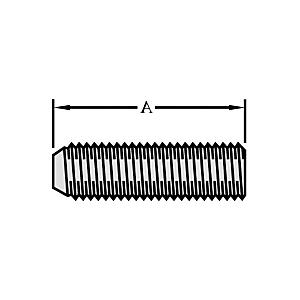 106-1792: Studs - Taper Lock