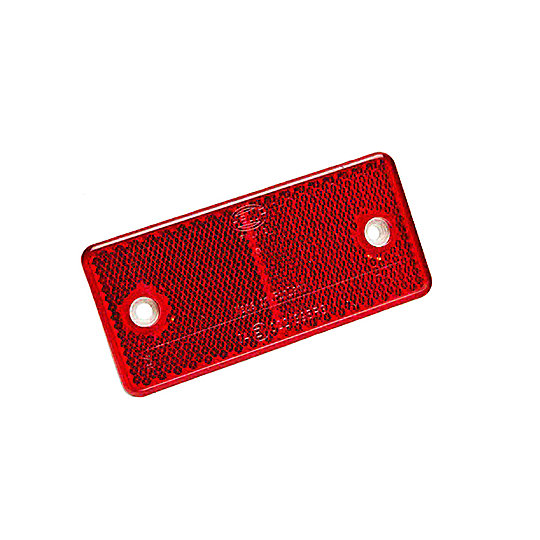 116-9622: Red Reflector