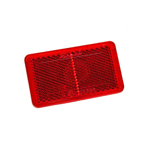 156-5431: Refletor Vermelho