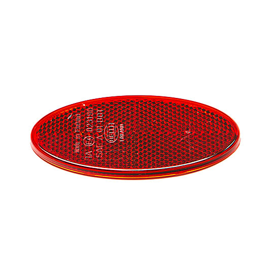 252-6646: Red Reflector