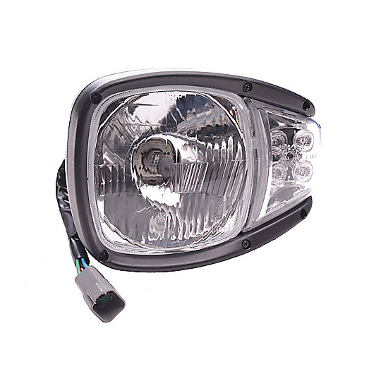 259-9287: Headlight/Turn Light