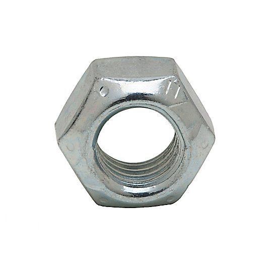 2H-3787: Hex Nuts, Zinc Plated