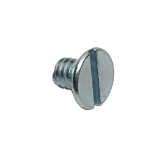 6V-7726: Machine Screws - Flat Head