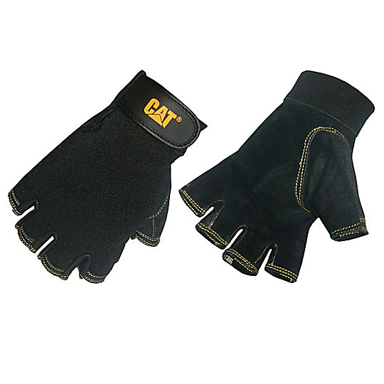 276-0490: Fingerless Gloves - XXL