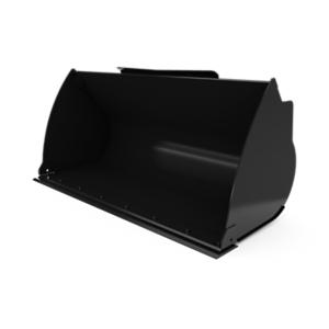 492-2491: 1.9 m3 (2.4 yd3) General Purpose Buckets - Performance Series with bolt-on cutting edge
