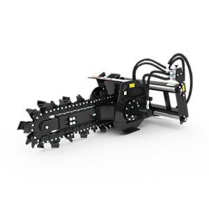 261-8560: TRENCHER, T6B, HYD 6' COMBO