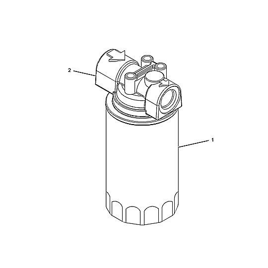 289-8194: Hydraulic/Transmission Filter