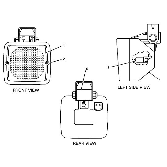 240-0101: Lamp Assembly