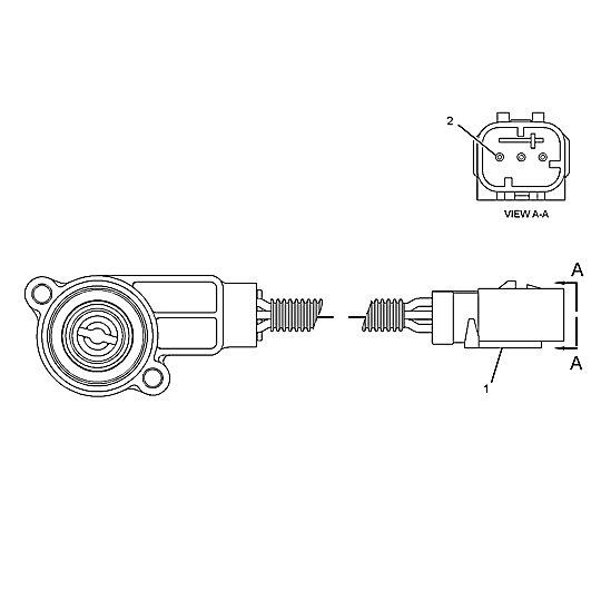 269-1981: Position Sensor