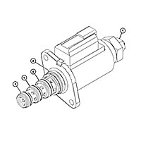 457-9878: Solenoid Valve Assembly