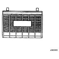 12V 31 BCI Wet Battery