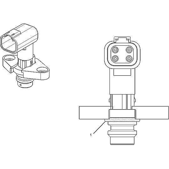 319-6491: Speed Sensor