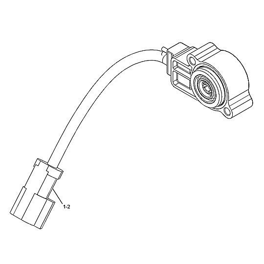 266-1483: Position Sensor