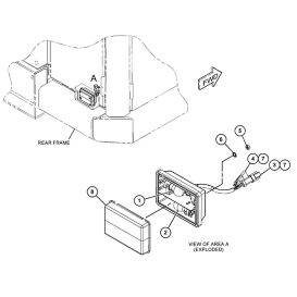 415-1086: Lamp Assembly