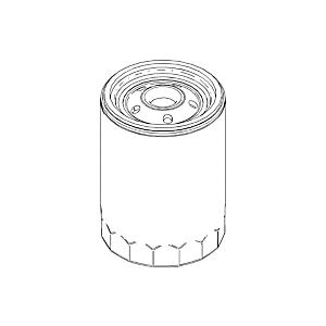 497-8158: Filtro de Óleo do Motor