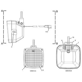176-0780: Lamp Assembly