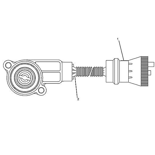 266-1473: Position Sensor