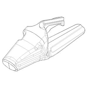 229-7085: Zahnhalter der K-Serie™ (vertikaler Bolzen)