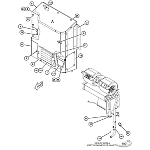 398-5591: Heater Assembly
