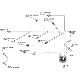 323-9140: Harness Assembly