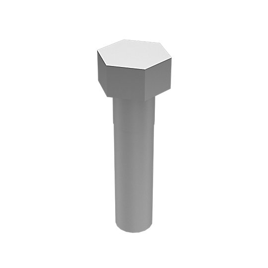 165-3929: 六角头螺栓