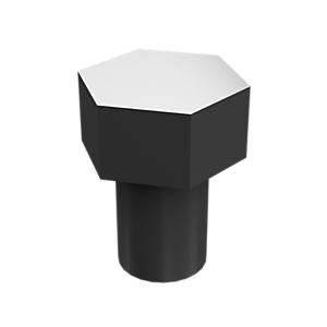0L-1138: 六角头螺栓,磷酸酯和机油涂层