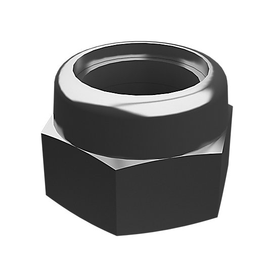 6V-7676: Nylon Insert Locknut