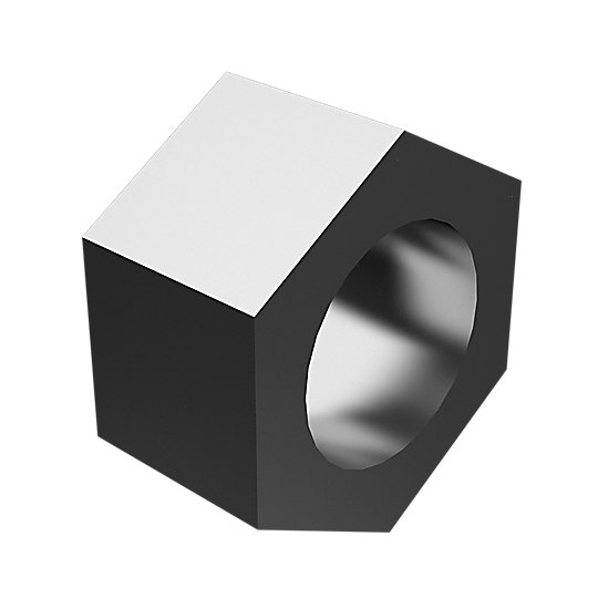 3S-2713: Hex Head Nut