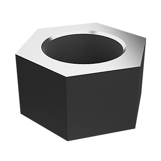 1A-5666: Hex Head Nut