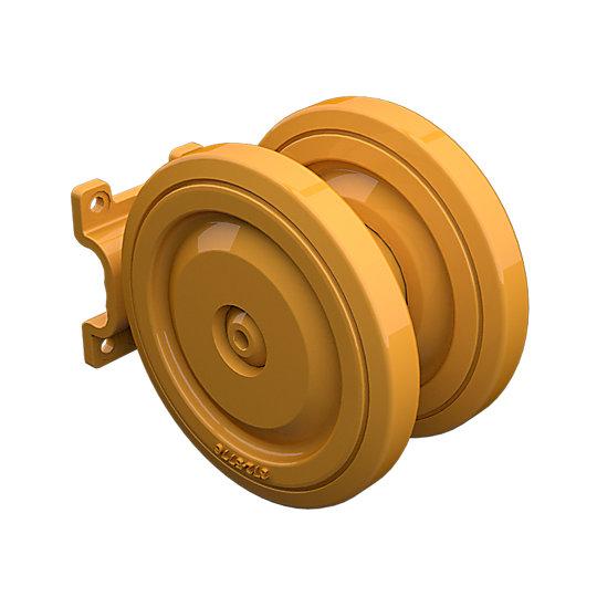 372-5769: Bogie Wheel Group
