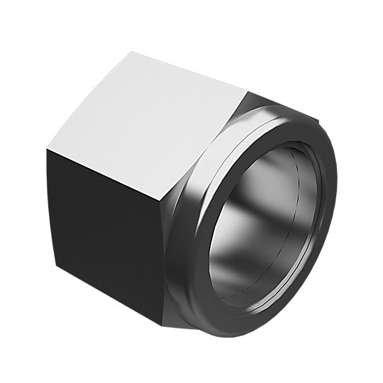3E-9862: Nylon Insert Locknut