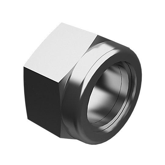3E-9860: Nylon Insert Locknut