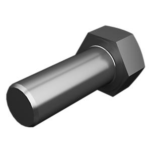 6F-7035: 六角头螺栓,磷酸酯和机油涂层
