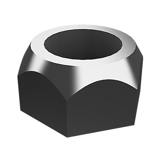1K-6870: Lock-Nut