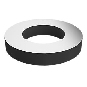 7P-1695: Rondelle plate, laiton