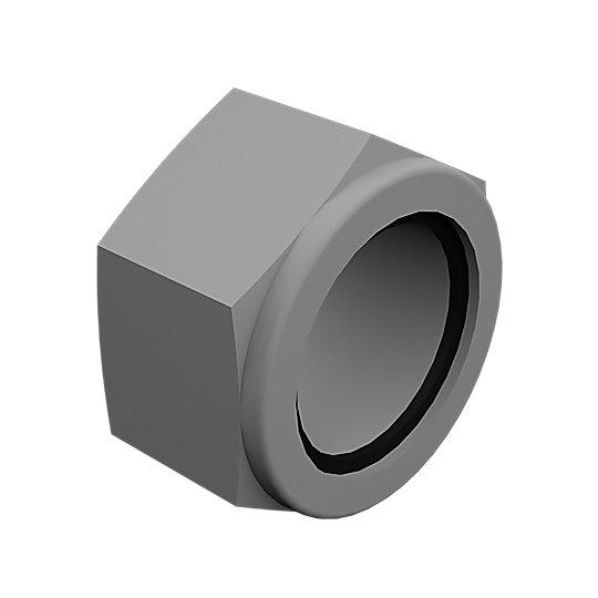 7Y-5233: Nylon Insert Locknut