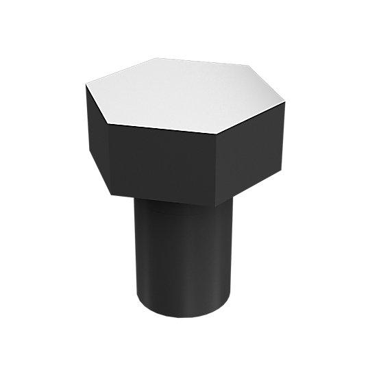 8T-4199: Bolt-Hex Head