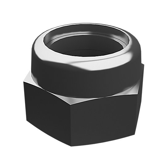 6V-7688: Nylon Insert Locknut