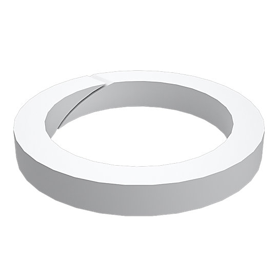 9T-7692: Split Backup Ring