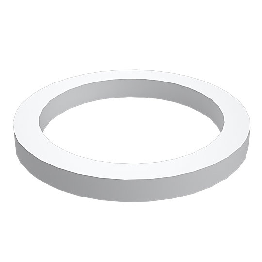 030-0167: Split Backup Ring