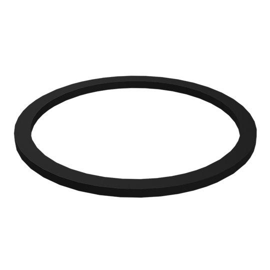 6V-1941: Rubber Backup Ring