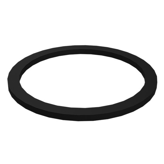 6V-3838: Rubber Backup Ring