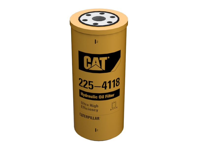 225-4118: Ultra High Efficiency Hydraulic Filter   Cat® Parts Store