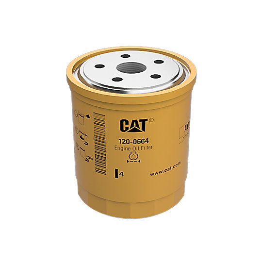 120-0664: Engine Oil Filters