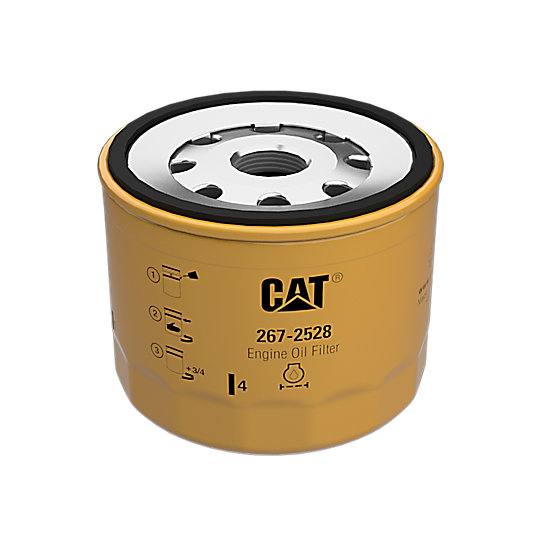 267-2528: Engine Oil Filters