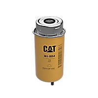 361-9554: Separadores de agua de combustible de eficiencia avanzada