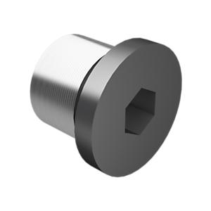 9S-8002: Sello anular de rosca recta - Tapones de cabeza hexagonal