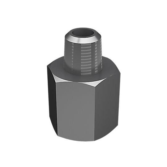 6V-7529: Straight Adapter