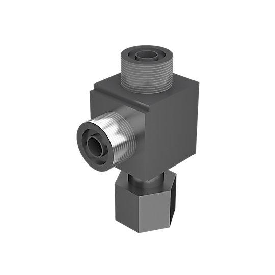 6V-9836: Tee Adapter