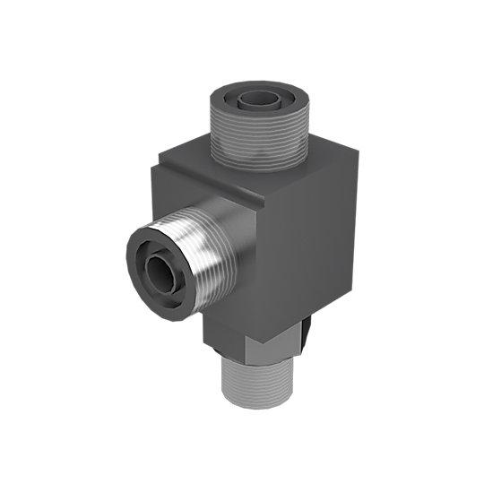 6V-8781: Tee Adapter